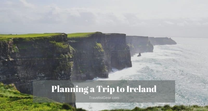 Planning a Trip to Ireland