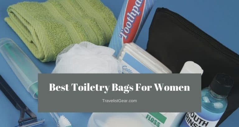 Best Toiletry Bags For Women