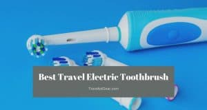 Best Travel Electric Toothbrush