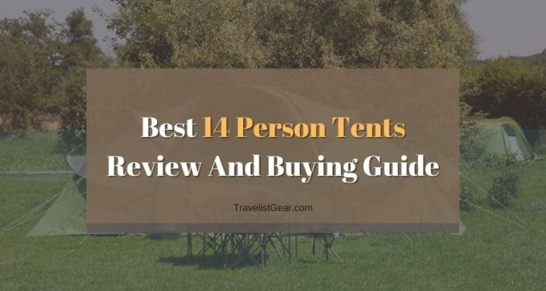 Best 14 Person Tents