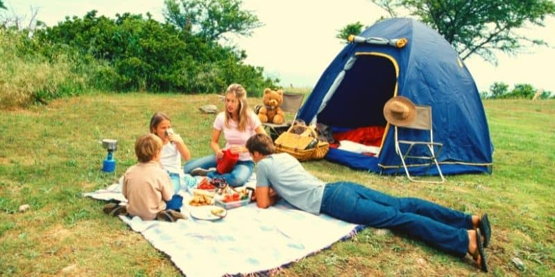 List of Camping Activities